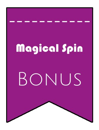 Latest bonus spins from Magical Spin