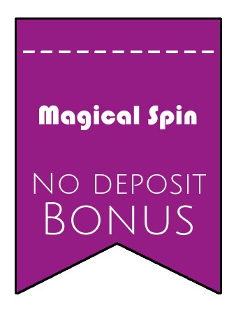 Magical Spin - no deposit bonus CR
