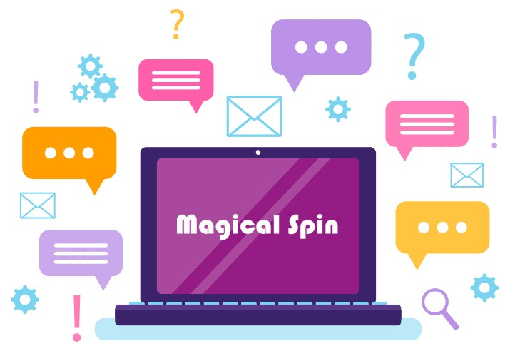 Magical Spin - Support