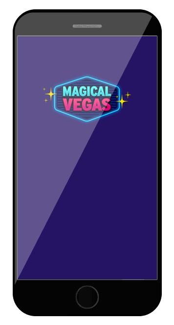 Magical Vegas Casino - Mobile friendly