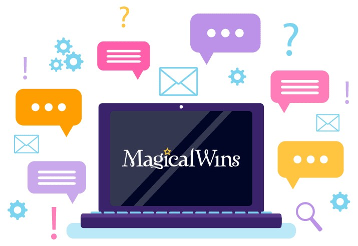 Magical Wins - Support