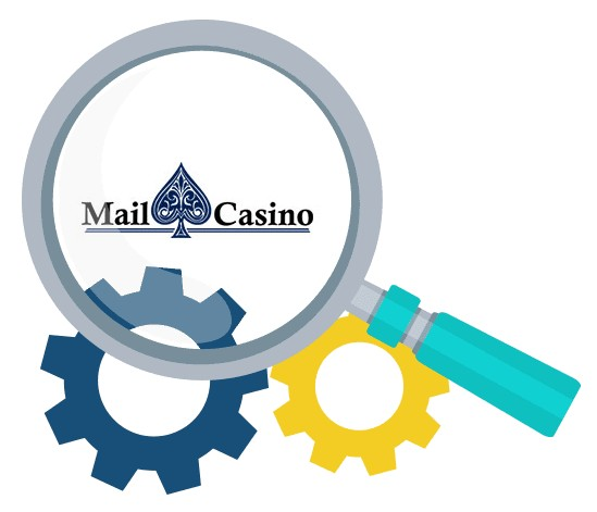 Mail Casino - Software