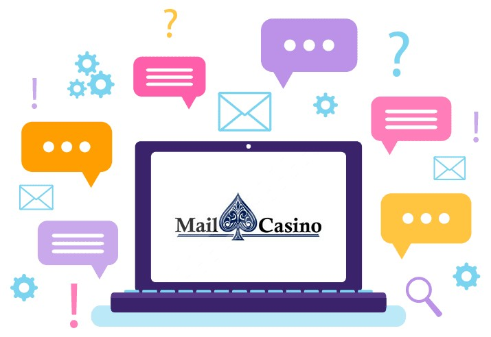Mail Casino - Support