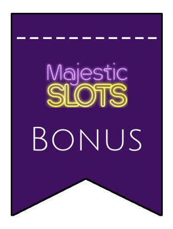 Latest bonus spins from Majestic Slots