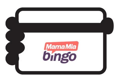 MamaMia Bingo Casino - Banking casino