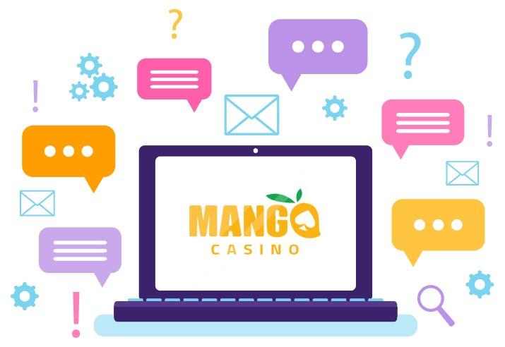 Mango Casino - Support