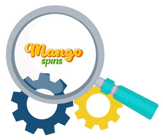 Mango Spins - Software