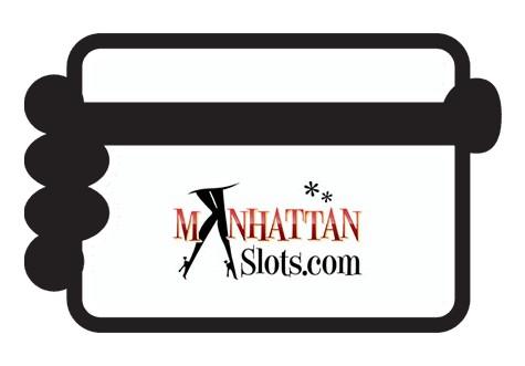 Manhattan Slots Casino - Banking casino