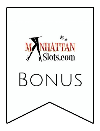 Latest bonus spins from Manhattan Slots Casino
