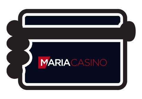 Maria Casino - Banking casino