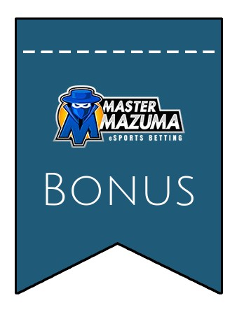 Latest bonus spins from Master Mazuma