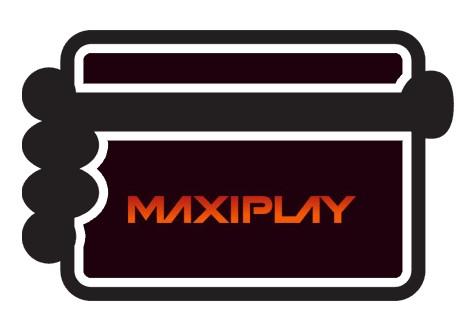 MaxiPlay Casino - Banking casino