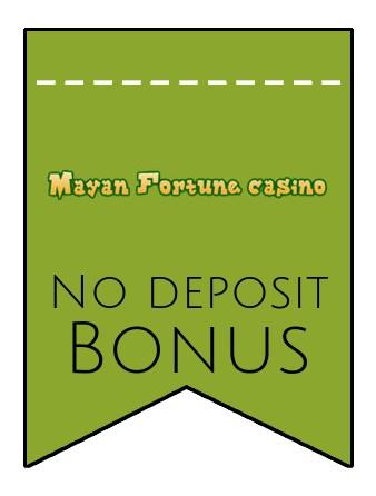 Mayan Fortune - no deposit bonus CR