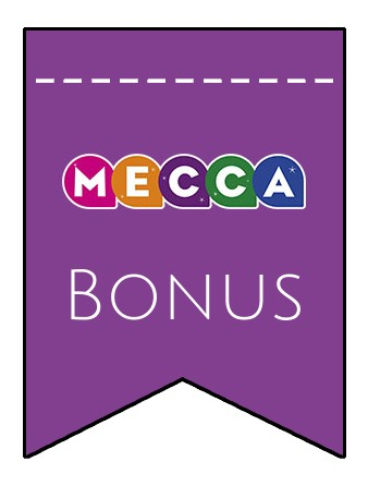 Latest bonus spins from Mecca Bingo Casino