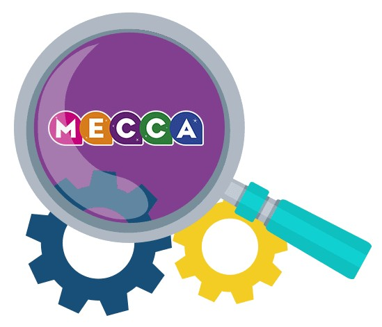 Mecca Bingo Casino - Software