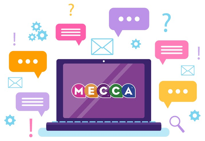 Mecca Bingo Casino - Support