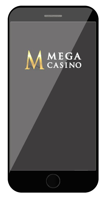 Mega Casino - Mobile friendly