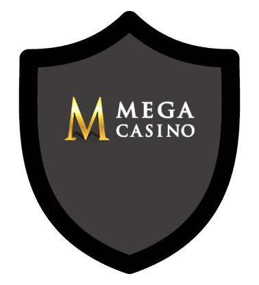 Mega Casino - Secure casino