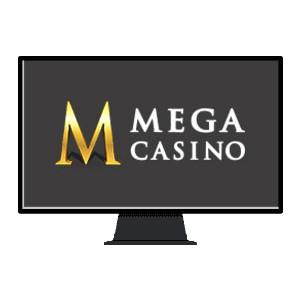 Mega Casino - casino review