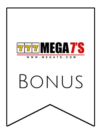 Latest bonus spins from Mega7s
