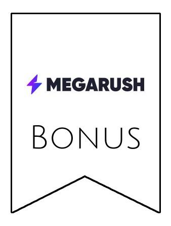 Latest bonus spins from MegaRush