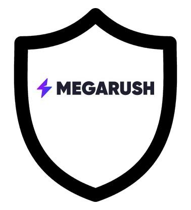 MegaRush - Secure casino