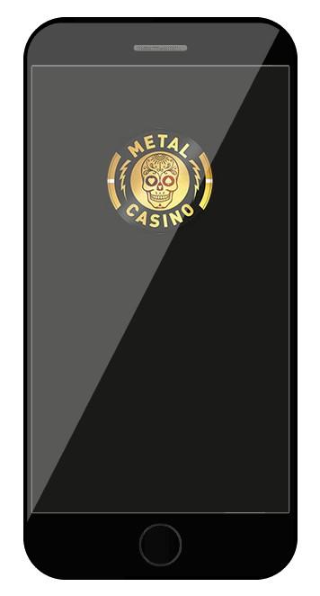 Metal Casino - Mobile friendly