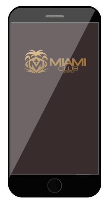 Miami Club Casino - Mobile friendly