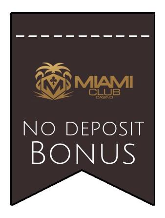 Miami Club Casino - no deposit bonus CR