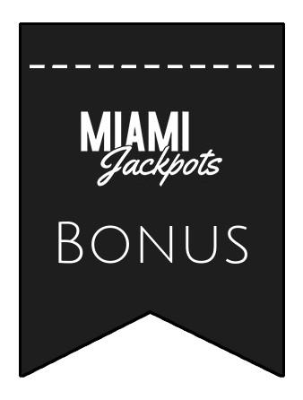 Latest bonus spins from Miami Jackpots