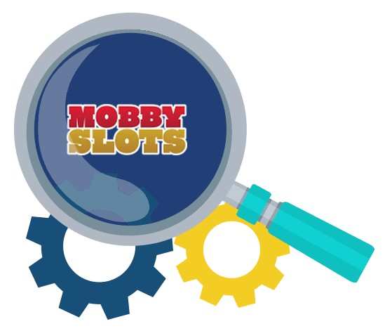 MobbySlots Casino - Software