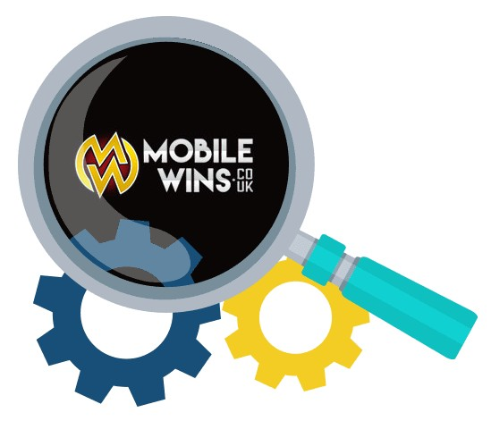 Mobile Wins Casino - Software