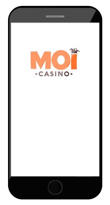 Moi Casino - Mobile friendly