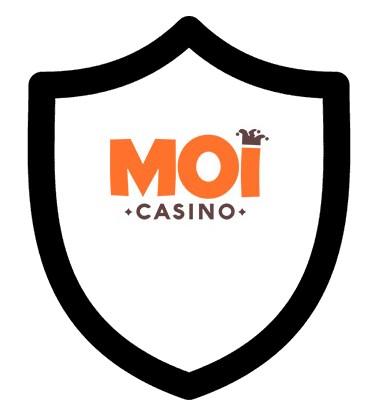 Moi Casino - Secure casino