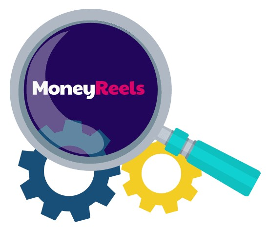 MoneyReels Casino - Software