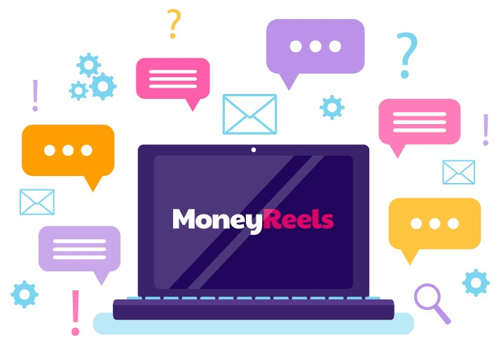 MoneyReels Casino - Support