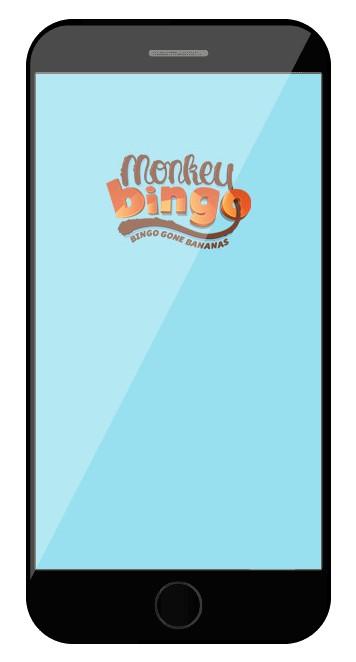 Monkey Bingo - Mobile friendly