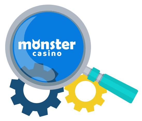Monster Casino - Software