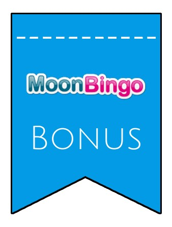 Latest bonus spins from Moon Bingo