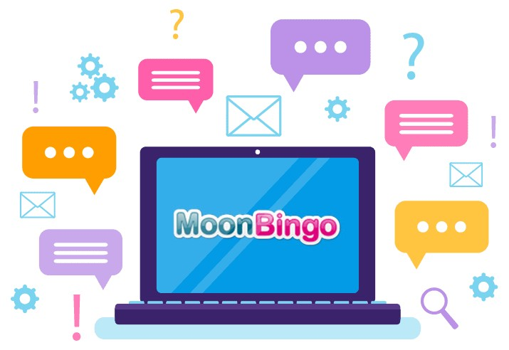 Moon Bingo - Support