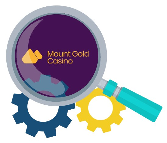 Mount Gold Casino - Software
