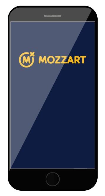 Mozzart - Mobile friendly