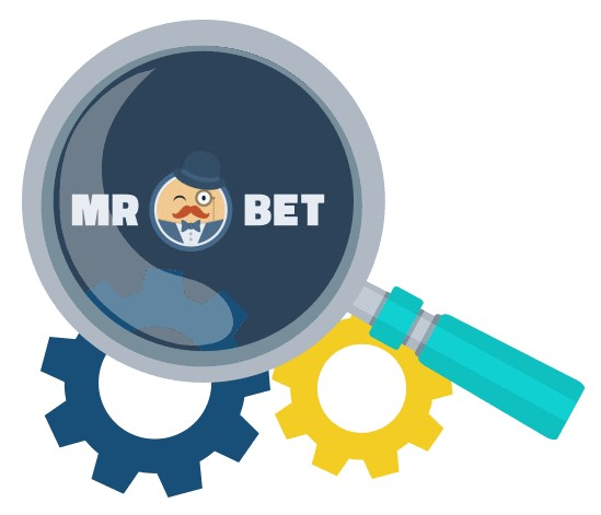 Mr Bet Casino - Software