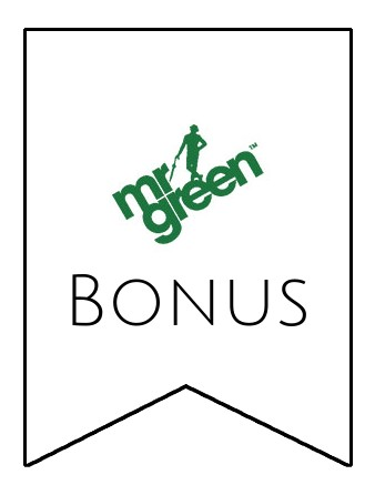 Latest bonus spins from Mr Green Casino