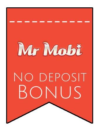 Mr Mobi Casino - no deposit bonus CR