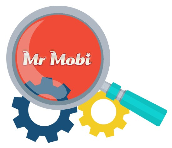Mr Mobi Casino - Software