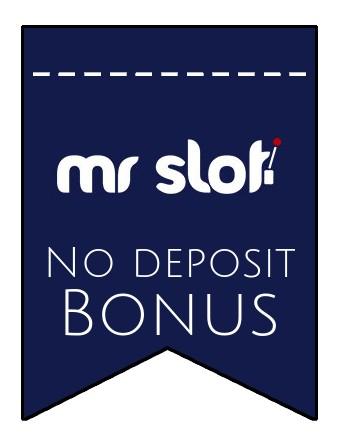Mr Slot Casino - no deposit bonus CR