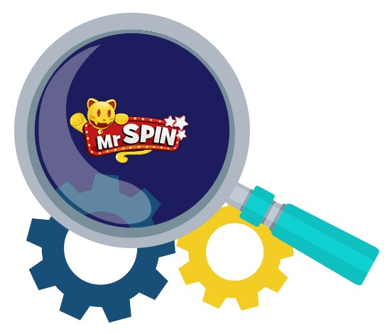 Mr Spin Casino - Software