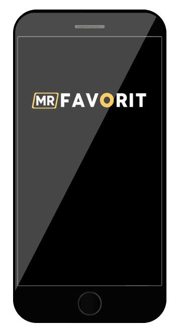 MrFavorit - Mobile friendly