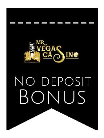 MrVegas - no deposit bonus CR